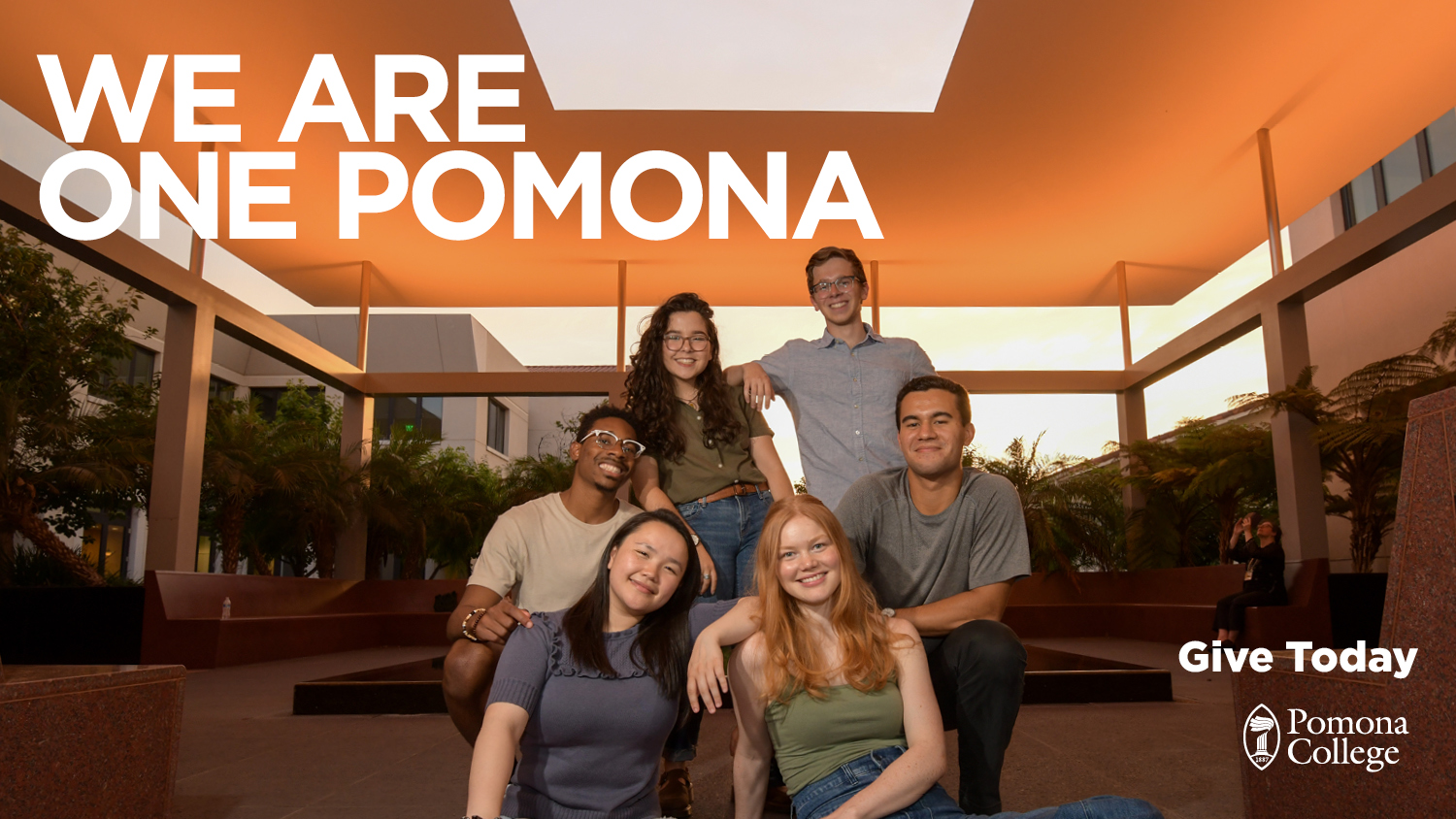 Pomona Professor and Student