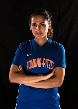 Female Pomona-Pitzer Athlete